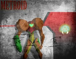 Metroid by jhr921
