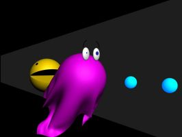 The Pacman by ISignRob