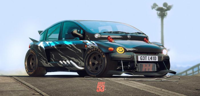 Mad Multipla by Adry53