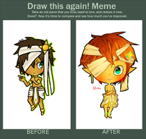 before and after by jorsu