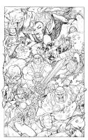 Masters of the Universe by AllPat