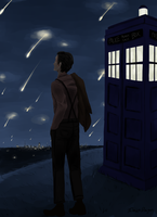 SuperWho by darndragon