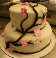 pastry cake by Ghosts-Love-Score