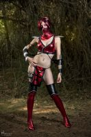 Skarlet by Nebulaluben