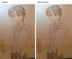 Todd Walker By Badkitty41818 Before/After by Animaid101