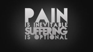 Pain Is Inevitable V.2 by natosaurus
