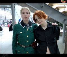 APH - Me and my Bestfriend by Josephine-K