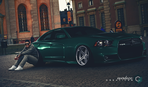 Dodge Charger SRT8 by OverdozeCreatives