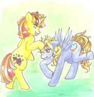 Sisters will be sisters by hopelessromantic721