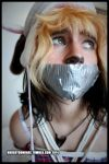 Floppy Bound and Gagged 1 by BudgetProductions