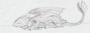 :SPOILERS: HTTYD- Nap Time by sailor663