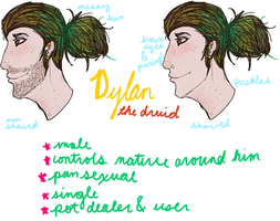 a study in dylan by canine-rein