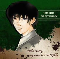 -Tom Riddle- by LMPandora