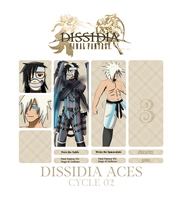 Dissidia Aces Application WIP by 123arcalas