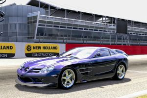 Mercedes SLR GT5 by whendt