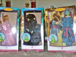 2nd Part of My Wizard of Oz Barbie Dolls by TheWizardofOzzy