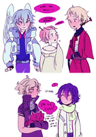 DMMD Crossover by celiere