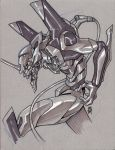 EVA UNIT 01 by stalk