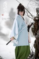 Hakuouki - Souji Okita - Come at me! by RomaiLee