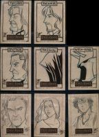 LOTR Masterpieces II 154-162 by aimo