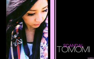 TOMOMI of SCANDAL wallpaper3 by xalleonlatsyrc
