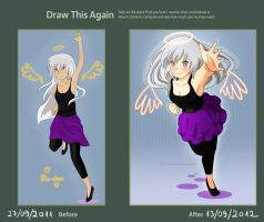 Draw this again 2011/2012 by nin--chan