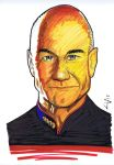 Picard by NorthumbrianArtist