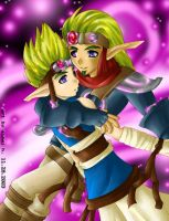 Jak and Daxter: Another Me by soohong
