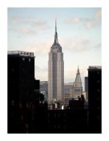 NYC, Empire State Building 4 by severfire
