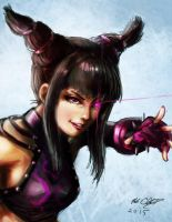 Juri paint by Mark-Clark-II