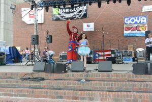 Puerto Rican/Latin Festival, The Funny Side 2 by Miss-Tbones