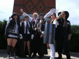 Jafax D.Gray Man group by superjacqui