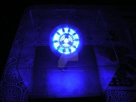 Iron Man Arc Reactor Boxed PT 2 by NothinToSay
