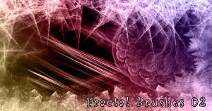 Fractal Brushes 02 by sundel