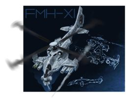 FMH-X1 by fighterman35