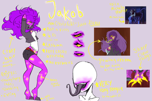 Jakob Character Sheet OUTDATED by PrincessPuru