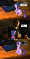 New Tablet Comic by ErgoCogito