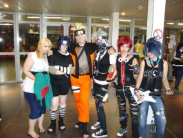 Our Naruto crew by 4825467