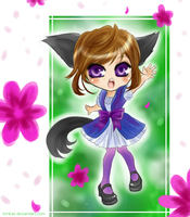 Contest - Spring Chibi by torikat