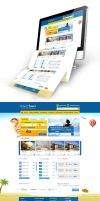 Grand Tours Web Design by vasiligfx