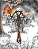 Jack Skellington by Shay118