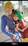Macross Frontier: Siblings by ashteyz