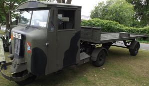 Scammell Mechanical Horse 2 by Dan-S-T