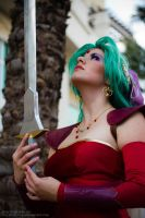 MetroCon: Final Fantasy VI - Terra by stillreflection