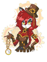 *Steampunk* by LoovelyLady