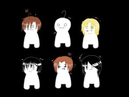 Hetalia Cry guys (plus GL and of course, Cry) by goodlucklight