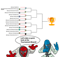PMD BB: Page 15 Tournament Bracket Quick Look by PokemonDoctor100