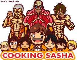 Cooking Sasha by ShwigityShwonShwei