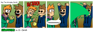 EWCOMIC No.131 - Catch by eddsworld