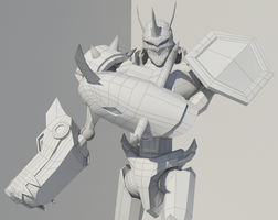 Omnimon/Omegamon by TristanFTW